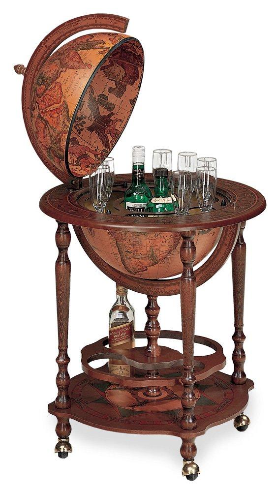 Minosse classic globe cabinet bar - product photo
