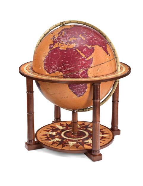 Gea Aries extra large current world globe - large photo